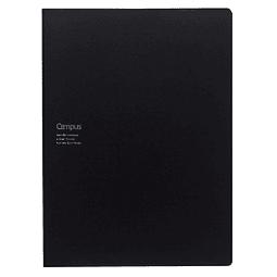 Porta Documentos Negro 26,9 x 19,8 cm - Campus