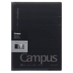 Porta Documentos Gris Humo 26,9 x 19,8 cm - Campus