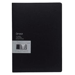 Porta Documentos Negro 22,6 x 16,3 cm - Campus