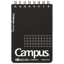 Campus Memo Anillado Doble - Cuadrícula - 10,5 x 74 cm