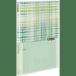 Carpeta + Separadores 25,6 x 30,7 cm (2 colores)