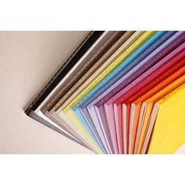 Cuaderno A5 - Beige