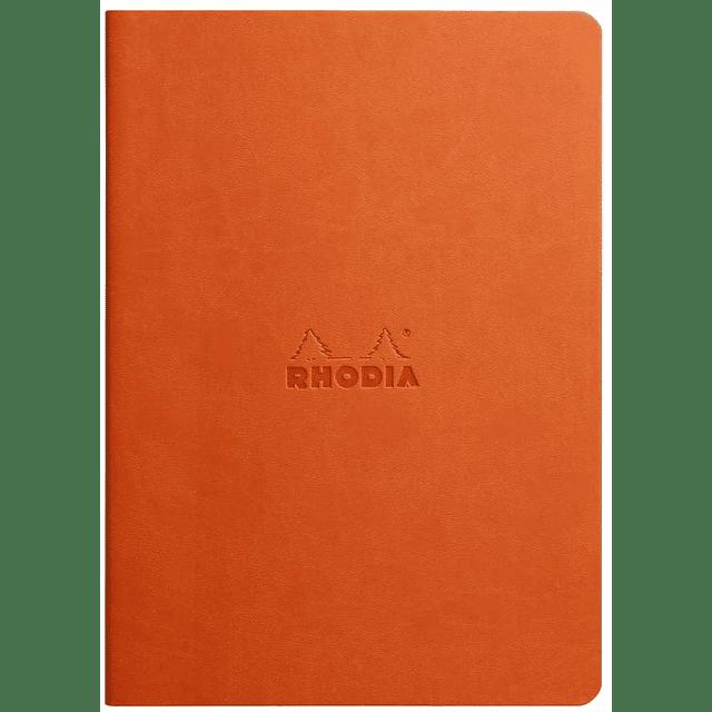 Cuaderno A5 - Mandarina