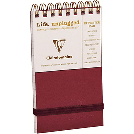 Libreta de Notas - 7.5 x 13 cm