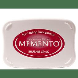 Memento full-size inkpad Rhubarb Stalk