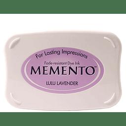 Memento full-size inkpad Lulu Lavander