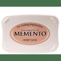 Memento full-size inkpad Desert Sand
