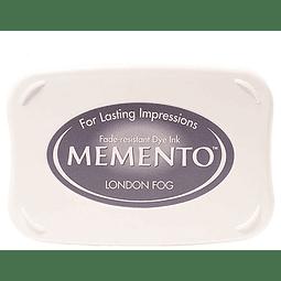 Memento full-size inkpad London Fog
