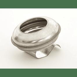 Aceitera de aluminio simple orificio pequeño