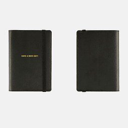 HOBONICHI TECHO A6 PLANNER SET - Have a Nice Day!