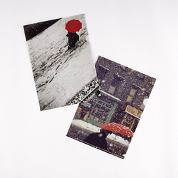 Saul Leiter Hobonichi Folder Set for Tamaño A5