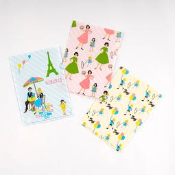 Omiya Yogashiten Hobonichi Folder Set for Tamaño A6