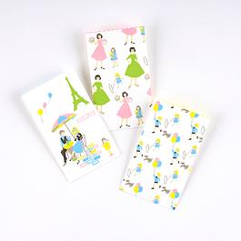 Sobres de papel decorativo Omiya Yogashiten
