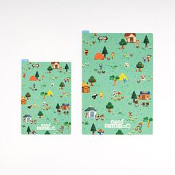 Hobonichi Pencil Board (Animal Crossing: New Horizons)