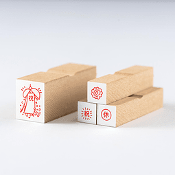 Hobonichi Celebratory Stamp