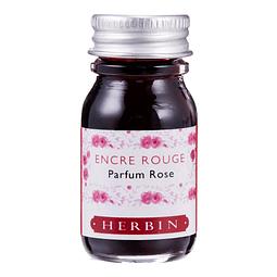 """Tinta perfumada """"Fragancia Les Subtiles"""" - Tinta Roja Fragancia de Rosa"""