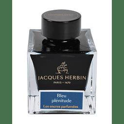 Jacques Herbin Tinta Perfumada - Bleu Plénitude