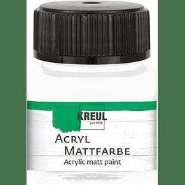 Acrílico Mate - 20 ml (Colores)