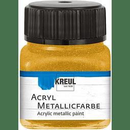 Acrílico Metalizado (Colores) - 20 ml