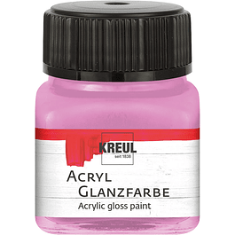 Acrílico Brillante (Colores) - 20 ml