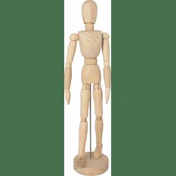 SOLO GOYA Maniquíes de madera unisex (2 tamaños)