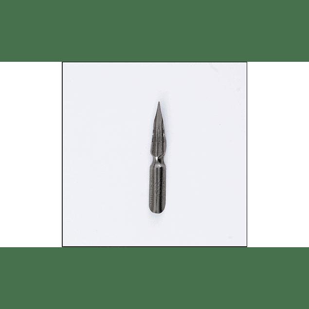 caja con 3 plumillas zeichenfedern nr 66
