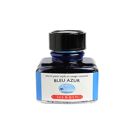 D ink bottle 30ml Blue Azur
