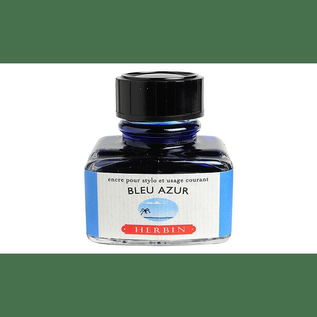 D ink bottle 30ml Blue Azur