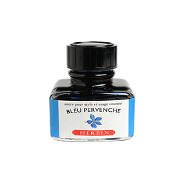 D ink bottle 30ml perin winkel blue