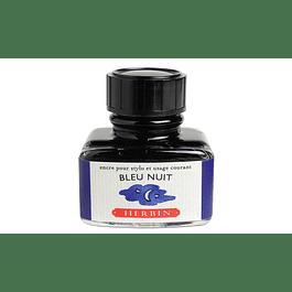 D ink bottle 30ml night blue