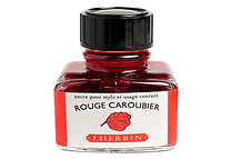 D ink bottle 30ml ruby red