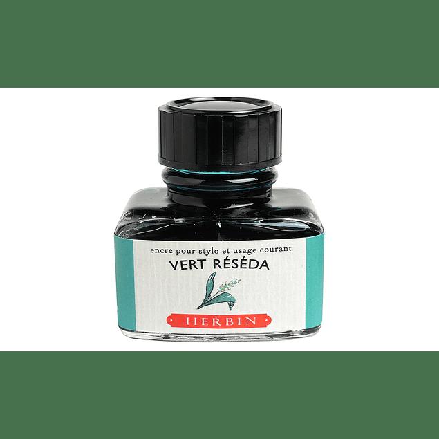 D ink bottle 30ml reseda green