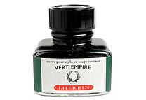 D ink bottle 30ml vert empire