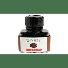 Frasco de tinta 30ml, Café des Iles
