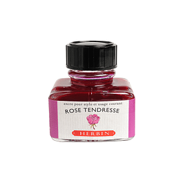 Frasco de tinta 30ml, Rose Tendresse