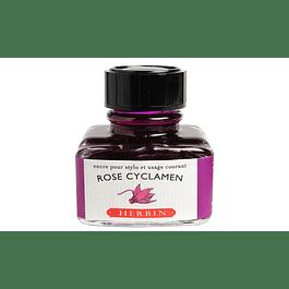 D ink bottle 30ml cyclamen pink