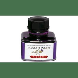 D ink bottle 30ml violet