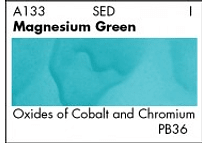 GRUMBACHER COLOR - ACADEMY WATERCOLOR MAGNESIUM GREEN