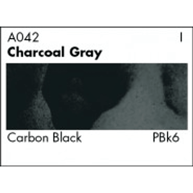 A042 - Charcoal Gray