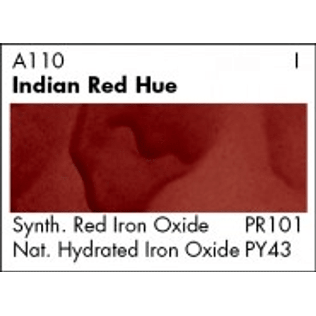 A110 - Indian Red Hue