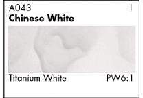 GRUMBACHER- ACADEMY WATERCOLOR CHINESE WHITE 7.5ml