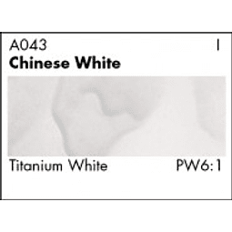 A043 - Chinese White