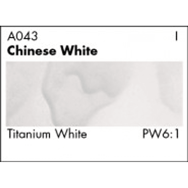 GRUMBACHER COLOR - ACADEMY WATERCOLOR CHINESE WHITE