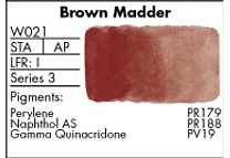 GRUMBACHER - FINESTWATERCOLOR 14 ML BROWN MADDER
