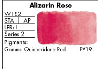 GRUMBACHER- FINESTWATERCOLOR 14 ML ALIZARIN ROSE (MADDER)