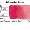 W182 - Alizarin Rose