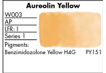 GRUMBACHER- FINESTWATERCOLOR 14 ML AUREOLIN YELLOW