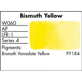GRUMBACHER COLOR - FINESTWATERCOLOR 14 ML BISMUTH YELLOW