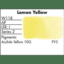W118 - Lemon Yellow