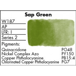 GRUMBACHER COLOR - FINESTWATERCOLOR 14 ML SAP GREEN